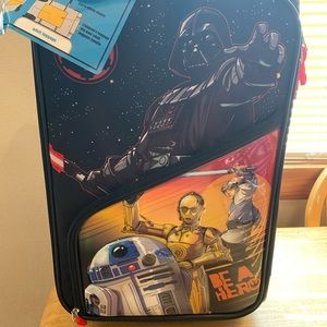 Star War Carry On Suitcase